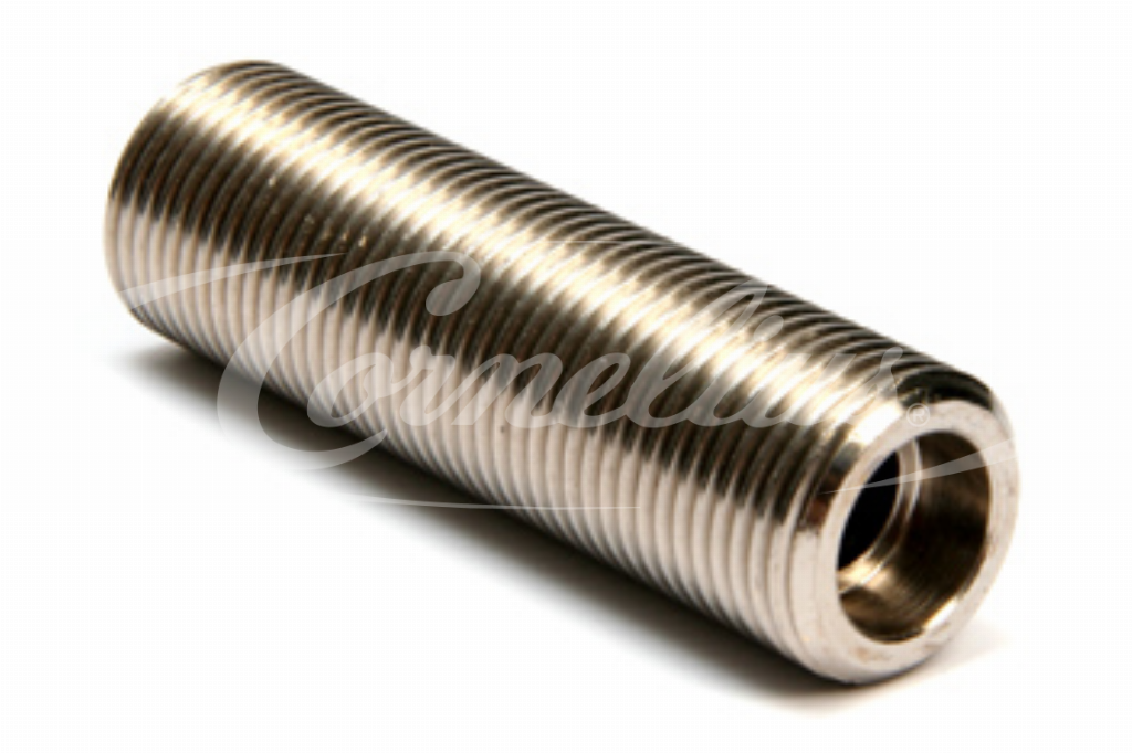 Long threaded adapt., Ø 10mm , 2x G5/8''