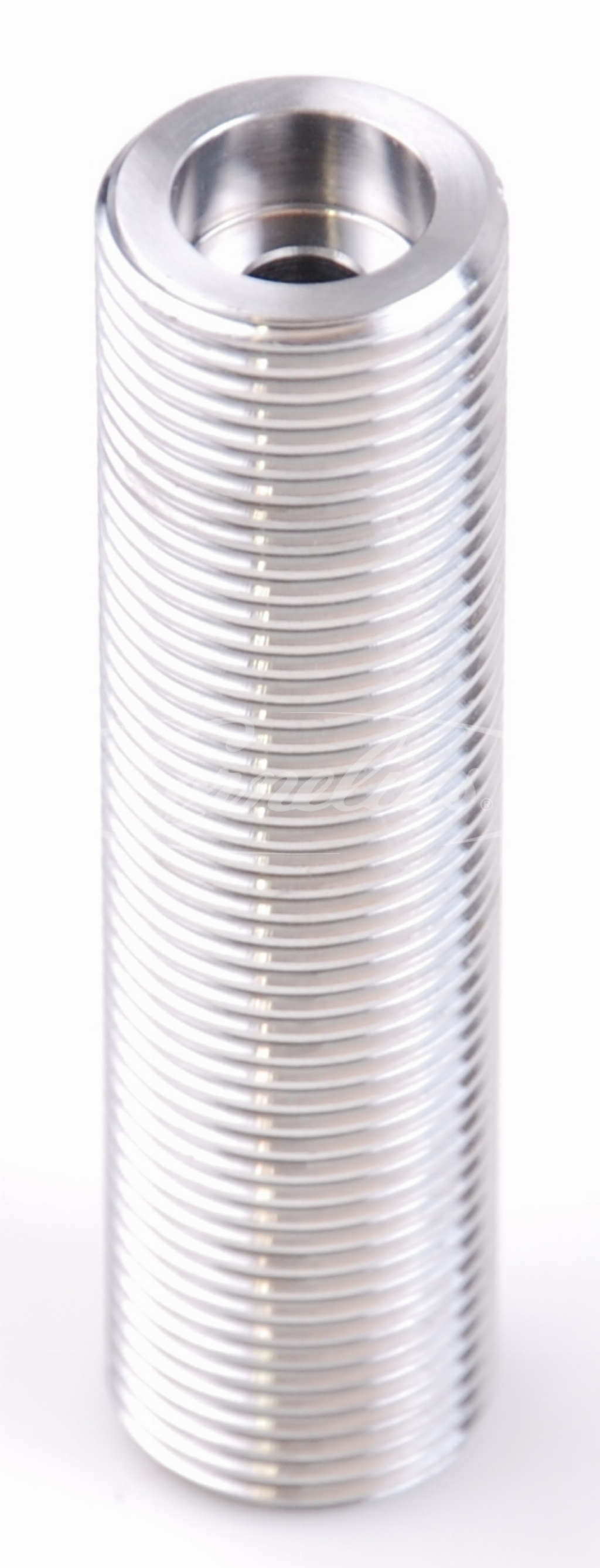 Long threaded adapt., Ø 7mm , 2x G5/8''