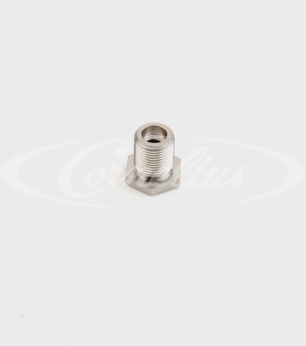 Adapter, SS, For Coil, G5/8'', 8mm