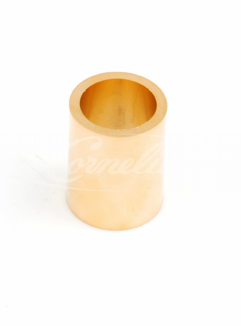 Distance sleeve, 40 mm, gold