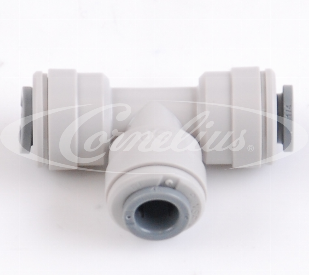 John Guest equal T- connector, tube 3x O