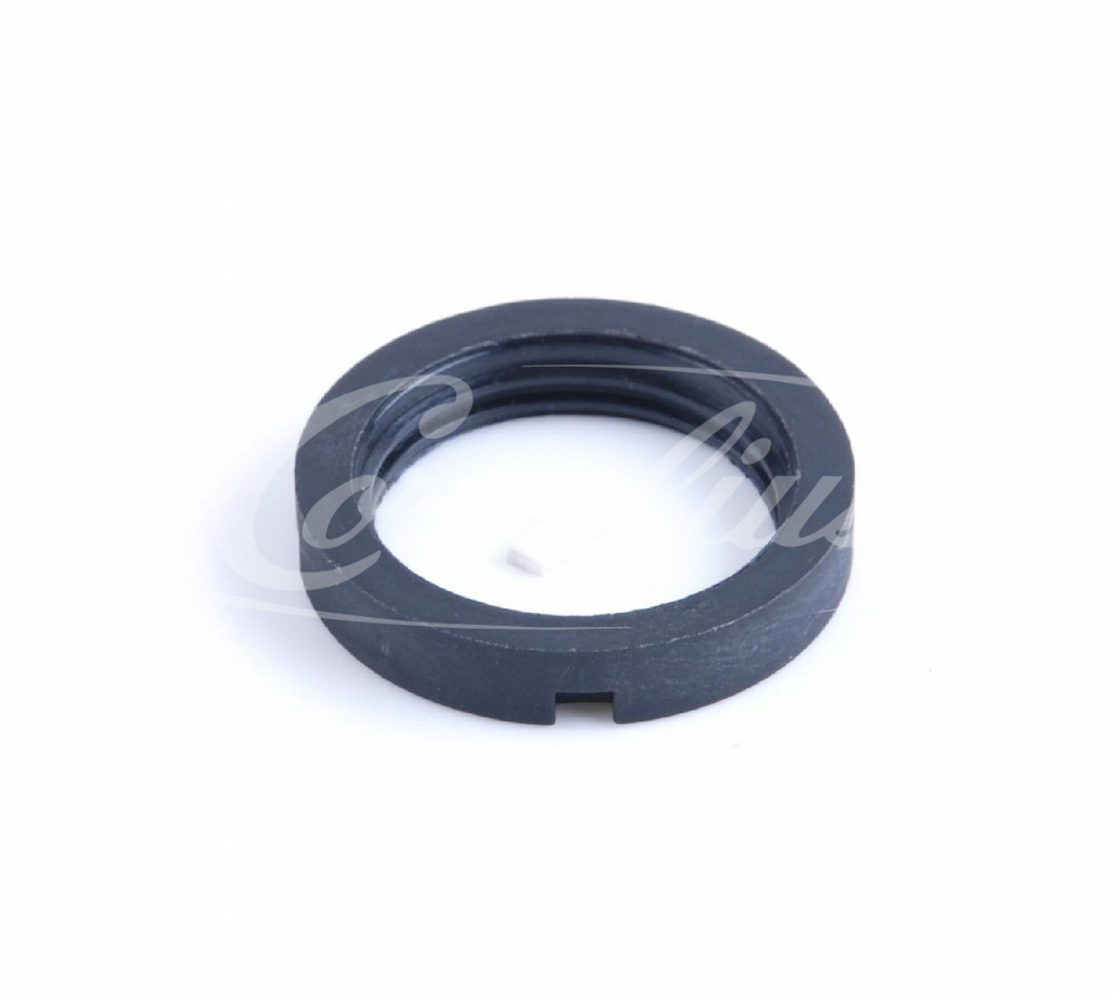 Clamping nut, ABS, 47.6mm