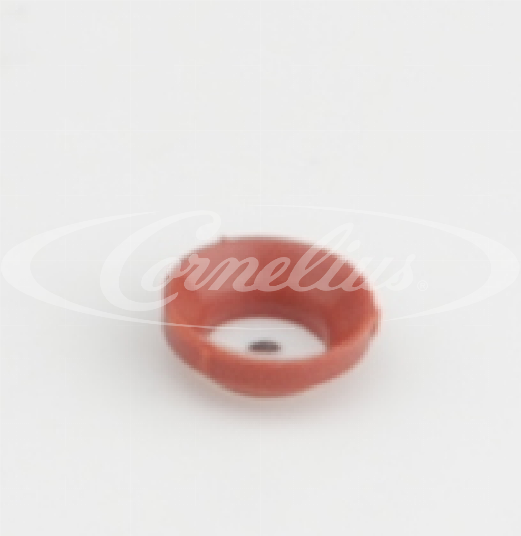 Gasket red for nipple 1/2''