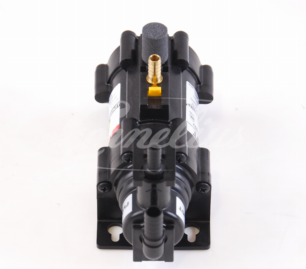 Beverage pump 3/8''in - 1/4''out & gas